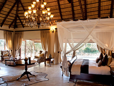 Luxury Honeymoon Suite Kings Camp Timbavati Game Reserve Accommodation Booking Hoedspruit Limpopo Mpumalanga Five Star