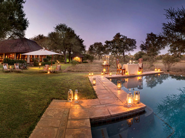 Private Dinner Kings Camp Timbavati Game Reserve Accommodation Booking Hoedspruit Mpumalanga Five Star