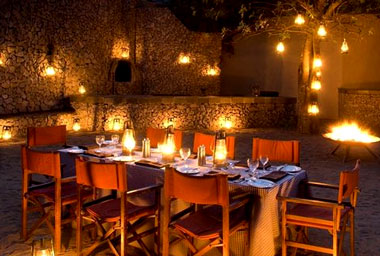Ngala Safari Lodge African Boma Dining Timbavati Game Reserve Mpumalanga South Africa Greater Kruger National Park Bookings